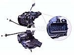 Замок двери для Ford Focus II 2004-2011 1383045, 4892387, 4M5AA26413BB, 4M5AA26413BC, 4M5AA26413BE