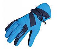 Перчатки женские Norfin Women WINDSTOP BLUE (фліс / утеплювач / PL)