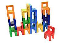 Goki Развивающая игра Балансирующие стулья 56929