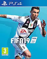 Игра для PS4 FIFA 19 PS4
