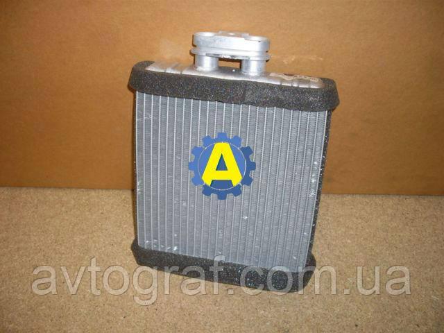 Радиатор печки на Шкода Фабиа (Skoda Fabia) 2007-2010