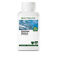 Рыбий жир Омега-3 Amway Nutrilite Амвей ( 90 капсул)