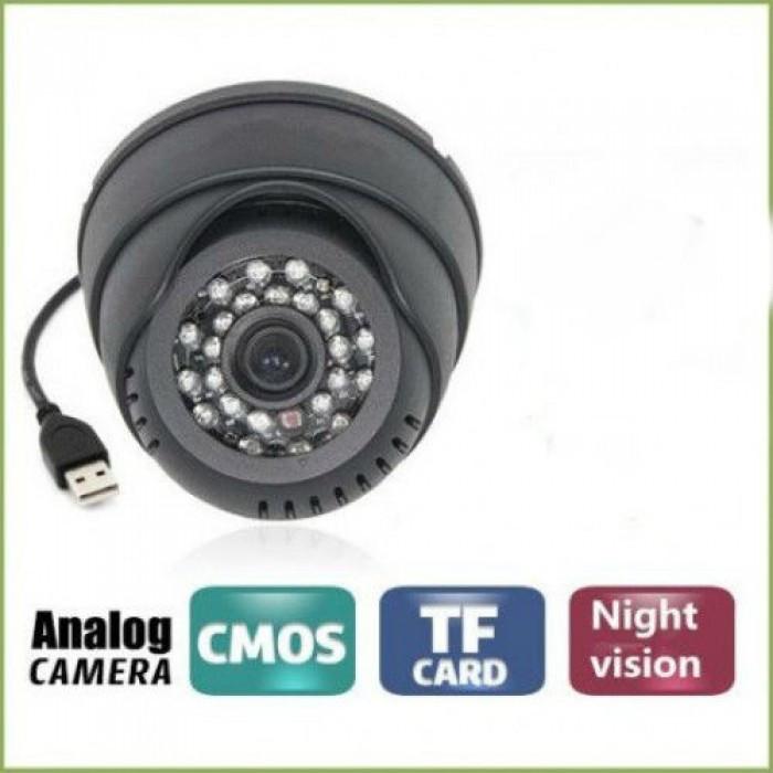 Камера відеоспостереження внутрішня кольорова Digital Camera 349 USB