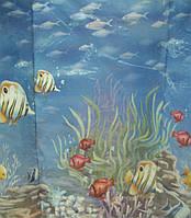 """Пеленатор """"Рыбки светлые"""""""