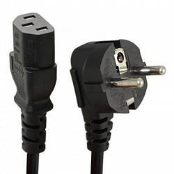Мережевий шнур живлення кабель для блоку живлення 1,5 м