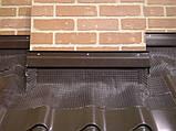 Планка примыканий медь 70ммх2м, фото 3