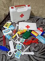 Детский игровой набор Доктор 2550 Волшебная Аптечка