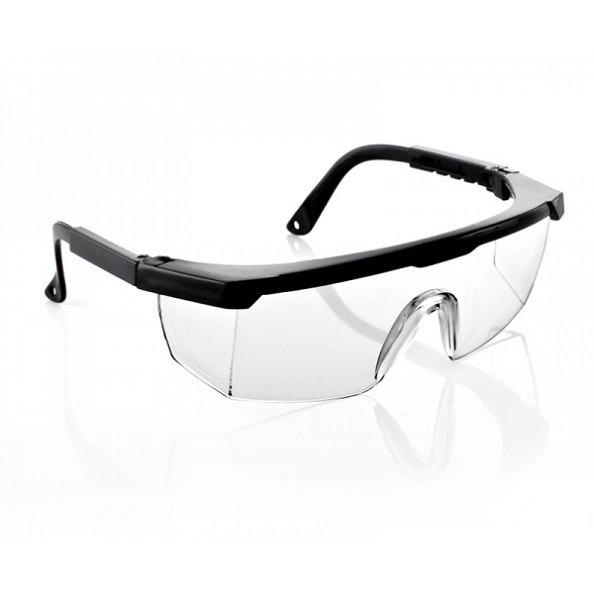 Защитные очки для мастера маникюра черные