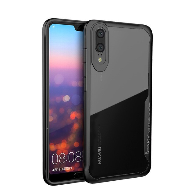 TPU+PC чехол iPaky Luckcool Series для Huawei P20 Pro Для телефона
