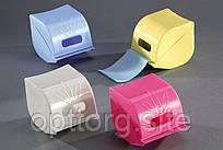 Держатель для туалетной бумаги 12х13,7х11,5 см Горизонт GR-05002