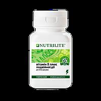 Витамин В плюс Amway Nutrilite Амвей (60 шт)