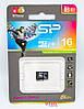 Карта памяти microSD SiliconPower 16Gb class 10 UHS-I Elite
