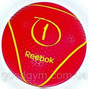 Медбол Reebok RAB-40121MG - 1 кг