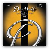 Струны для электрогитары 2502 Dean Markley (09-42) NickelSteel Electric LT