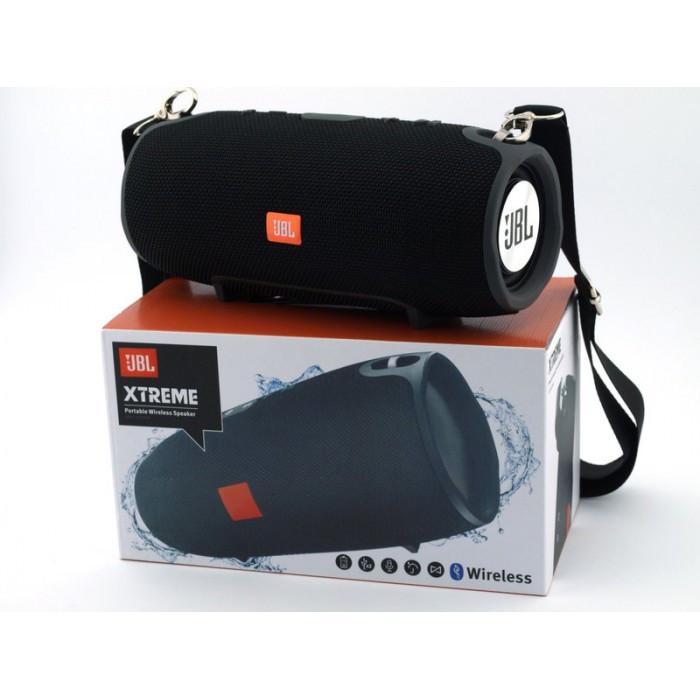 Беспроводная Bluetooth Колонка JBL Xtreme mini Чёрный (реплика)