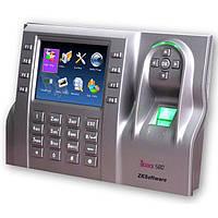 Популярные системы контроля доступа и учета рабочего времени СКУД ZKTeco - Обзор