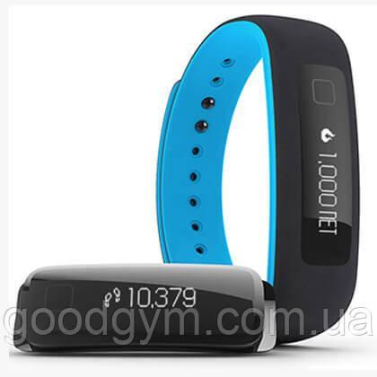 Фитнес-браслет iFit Vue (голубой/черный)