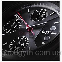 Часы фитнес-браслет iFit Classic (черный), мужские, фото 2
