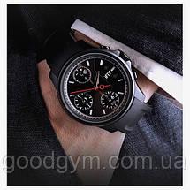 Часы фитнес-браслет iFit Classic (черный), мужские, фото 3