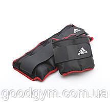 Утяжелители Adidas ADWT-12230 по 2 кг, фото 3