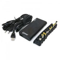Универсальное зарядное к ноутбукам Extradigital ED-90K, Black, 90W