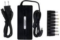 Универсальное зарядное к ноутбукам Grand-X Universal 90W 220V+USB (SP-90U)