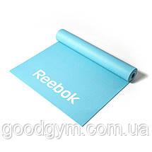 Мат для фитнеса Reebok Love Fitness RAMT-11024BLL, фото 2