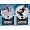Экономайзер воды Поворотная насадка на кран Water Saver аэратор, фото 8