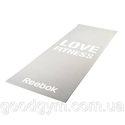 Мат для фітнесу Reebok Love Fitness RAMT-11024GRL, фото 2