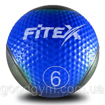 Медбол Fitex MD1240-6, 6 кг, фото 2