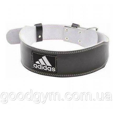 Пояс атлетический Adidas ADGB-12235 L, XL, фото 2