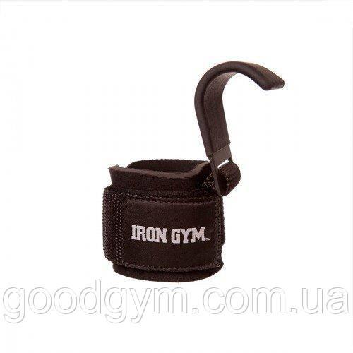 Крючки для тяги Iron Gym IG00047