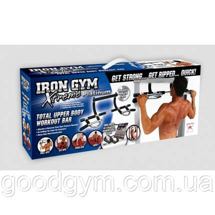 Турник Iron Gym Xtreme Platinum IG00025, фото 2