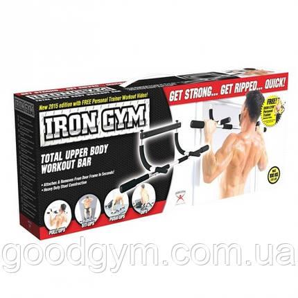 Турник Iron Gym New IG00068, фото 2