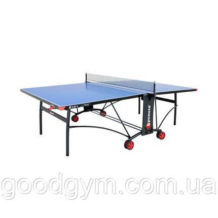 Стол теннисный Sponeta S3-87е white/black, фото 2