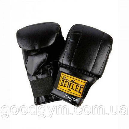 Снарядные перчатки BENLEE Boston XL (199052/1000) Черный, фото 2