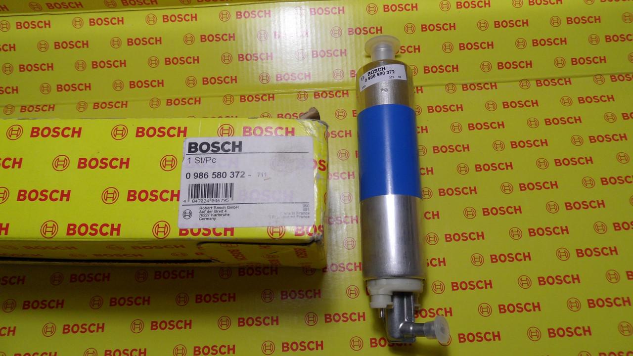 Бензонасосы Bosch 0986580372, 0 986 580 372