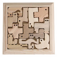 Деревянная головоломка Ковчег Заморочка XL 6012