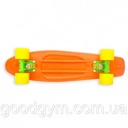 Скейт Baby Miller Original Fluor Orange, фото 2