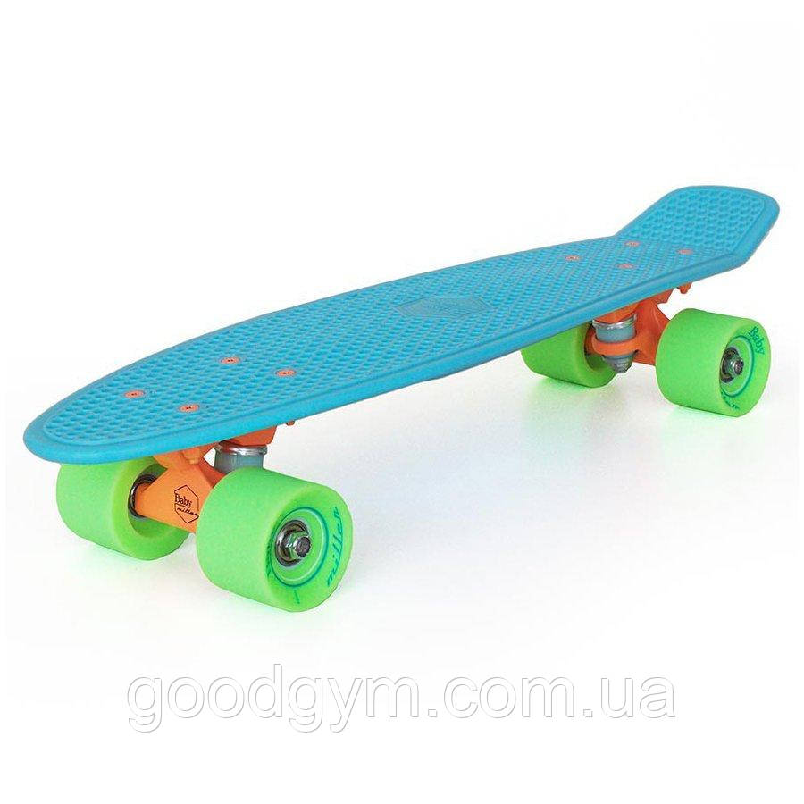 Скейт Baby Miller Ice Lolly tropicalblue