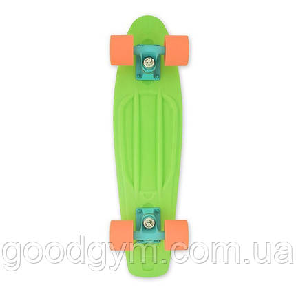 Скейт Baby Miller Ice Lolly lime green, фото 2