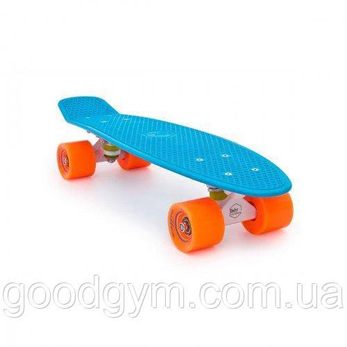 Скейт Baby Miller Original Fluor Blue