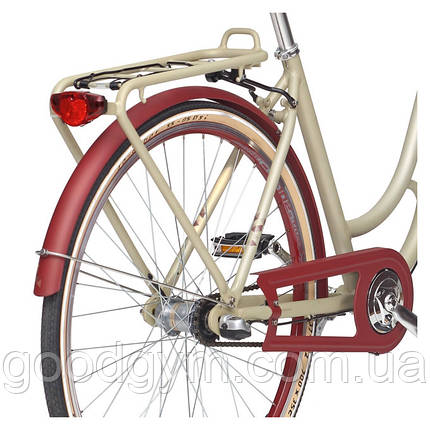 "Велосипед 28"" CROSS Picnic рама 19"" 2017 бежевый, фото 2"