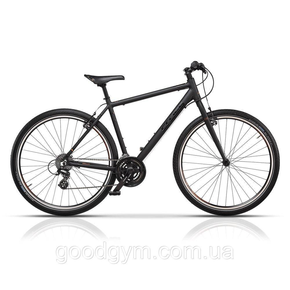 """Велосипед 28"""" CROSS UrbanAreal рама 19"""" 2017 черный"""