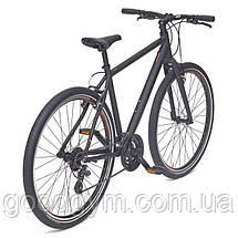 """Велосипед 28"""" CROSS UrbanAreal рама 19"""" 2017 черный, фото 3"""