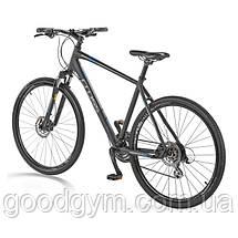 """Велосипед 28"""" CROSS Travel OffRoad рама 17"""" 2017 черный, фото 3"""