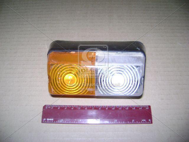 Фонарь Трактора МТЗ,ЮМЗ передний левый/правый габаритный пластик корпус