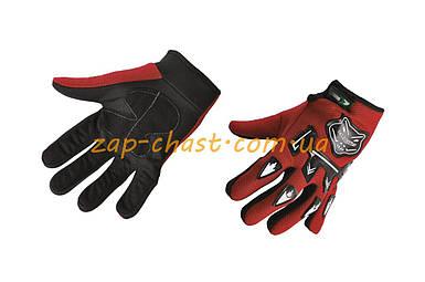 Перчатки   DALISHOUTAO   (size:L, красные)