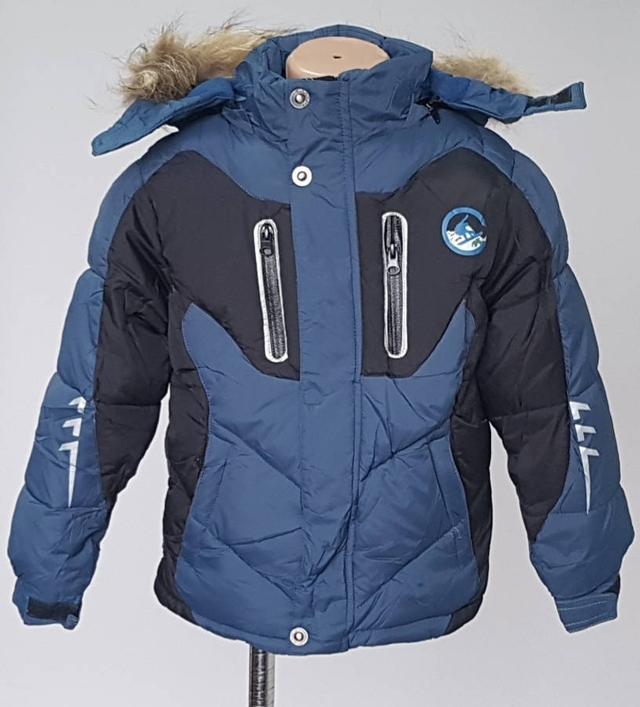 фотография детская зимняя куртка холофайбер