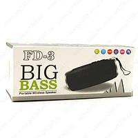 Портативная колонка Big Bass FD-3, фото 1